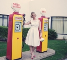 50s Bridal photoshoot25